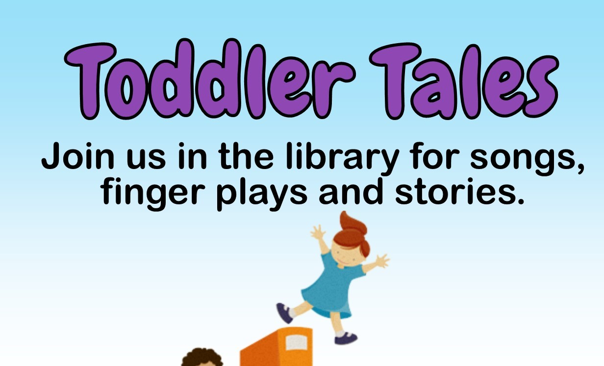 Toddler Tales at the Callander Public Library